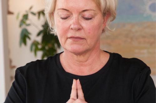 De nieuwe maan en Yoga