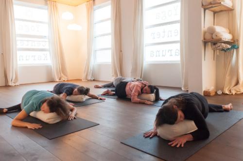 Yin Yoga. Wat houdt dat in?